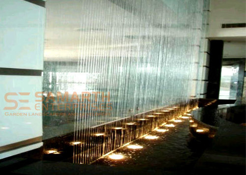 water Curtain Fountains