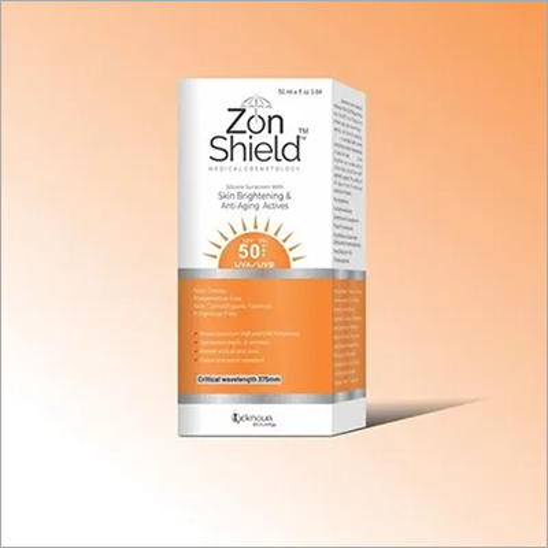 Zon Shield Sunscreen Lotion