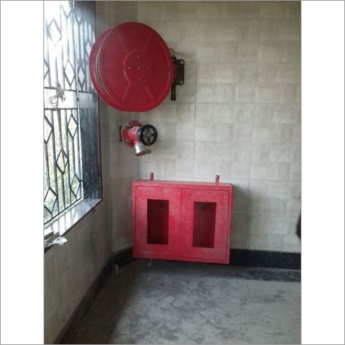 Fixation of Landing Valve, Hose Reel, Hose Box fittings