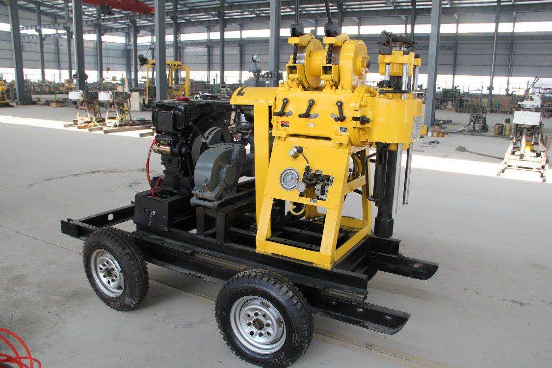 Hydraulic Rotary Core Drilling Rig