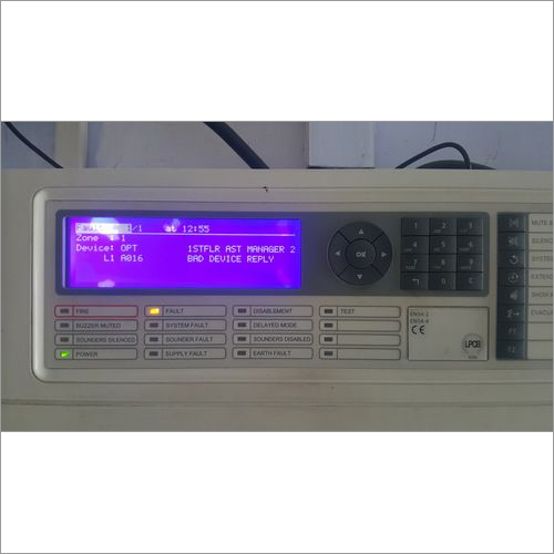 FAS Control Panel equipment