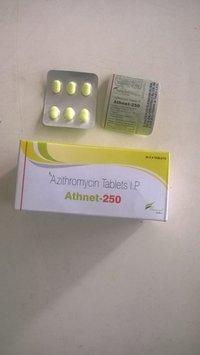 AZITHROMYCIN 250