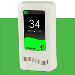 Duct Mounted Indoor Air Quality Monitor