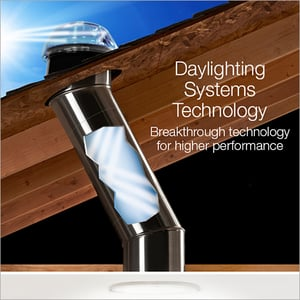 Natural Day Lighting System