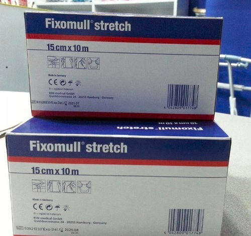 Fixomull stretch 15cm x 10m - Box 230