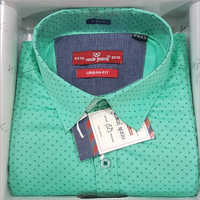 Mens polka dot Shirt