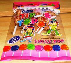 Flavoured Lollipop