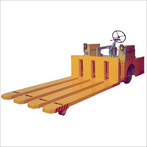 Extended Forklift