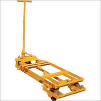 Mechanical Pallet Truck Trolley