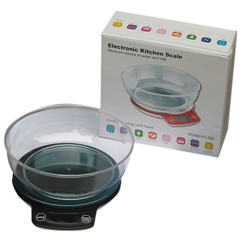 Electronic Kitchen Liquid Weighing Scale
