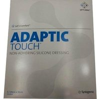 Adaptic Touch non-stick silicone wound dressing 12,7x15 cm 10 pcs