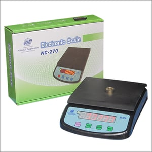 Portable Digital Weighing Scale