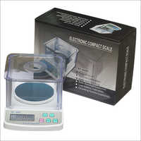 Electronic Compact Jewelry Weighing Scale