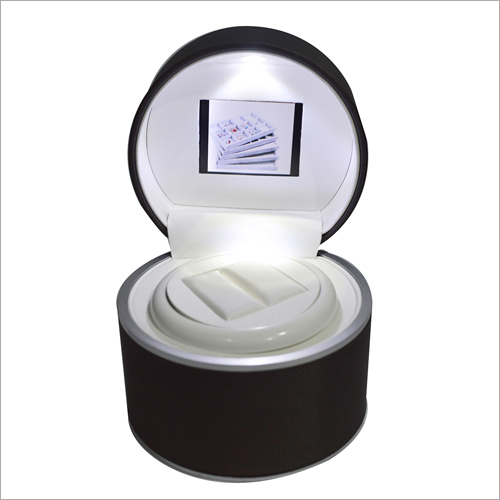 LED Ring Display Box