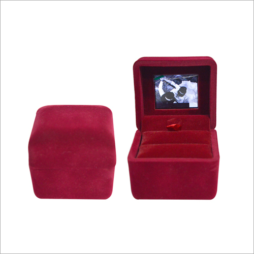LCD Screen Ring Display Box