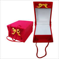 Decorative Ring Display Box