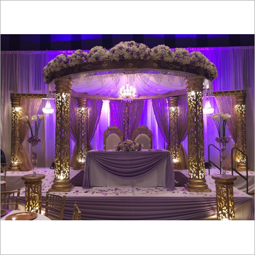 Fancy Fiber Mandap