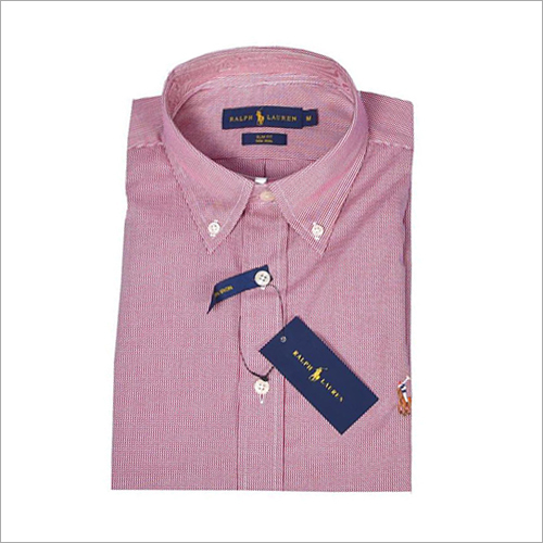 Mens Regular Fit Shirt