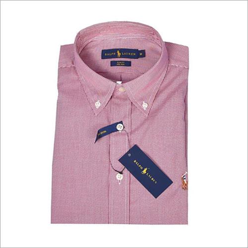 Mens Regular Fit Shirt