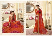 Traditional Bandhej Sarees