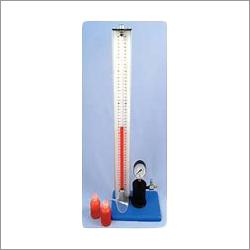 Boyle Law Apparatus