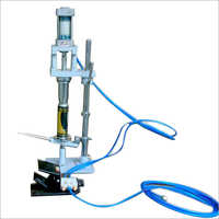 Automatic Aerosol Crimping Machine