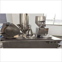 Stainless Steel Capsule Filling Machine