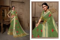 Fancy Organza Sarees
