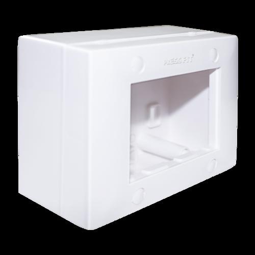 Press Fit Tejas Modular Gang Box