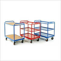 Portable Shelf Storage Trolley