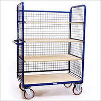 Storage Shelf Trolley