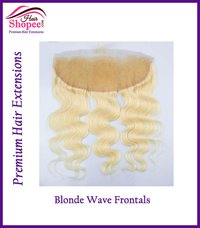 Frontal wave - Blonde