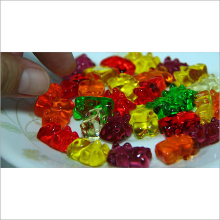 Confectionery Edible Gelatin
