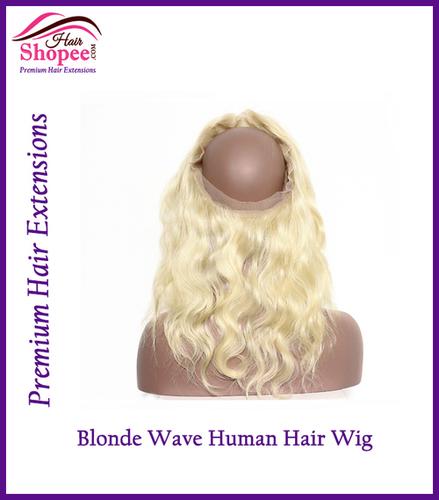 Blonde Wave wigs