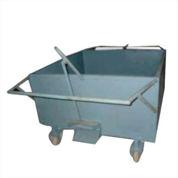 Foam Concrete Trolley