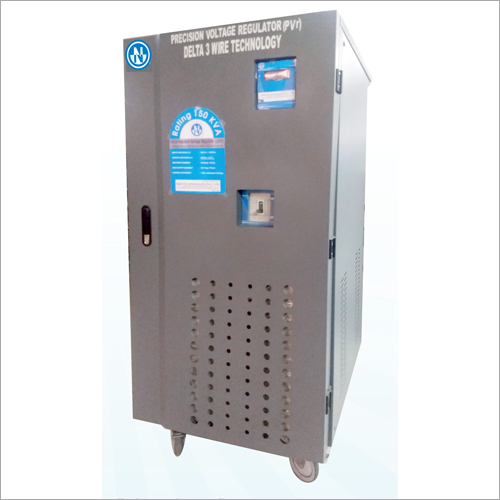 Delta IN-Delta Out Static Voltage Stabilizer