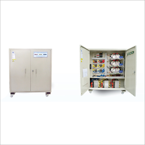 IGBT Static Voltage Stabilizer