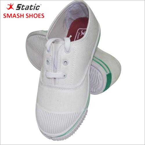 Boys Canvas School Shoes