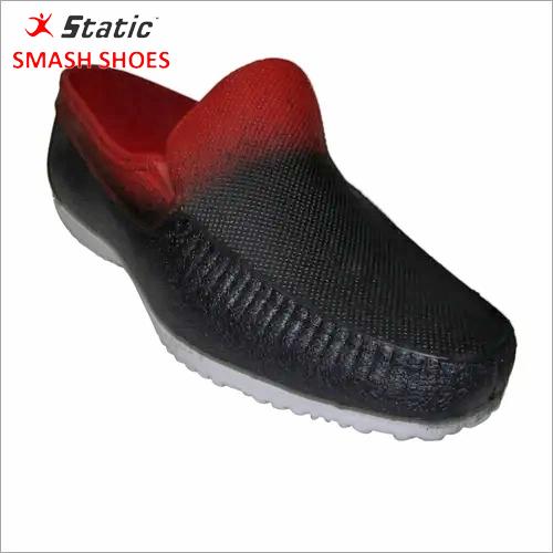 Mens PVC Casual Shoes