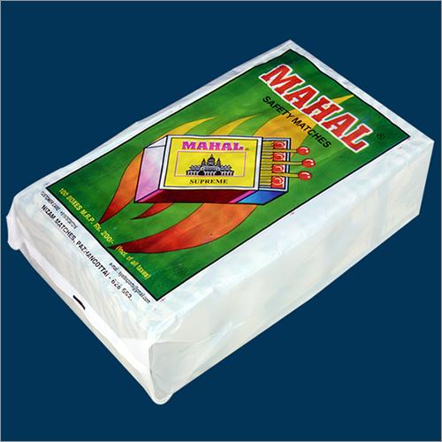 Veneers Safety Matchbox