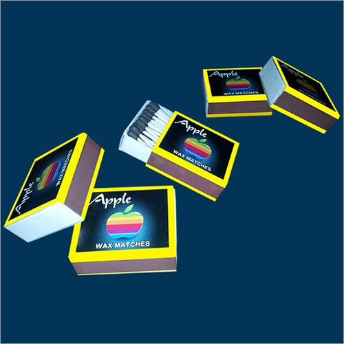 Wax Match Box