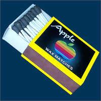 Wax Safety Matchbox