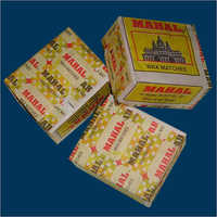 Mahal Safety Matches box Pack
