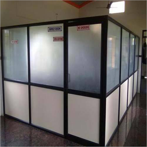 Industrial Aluminium Partition