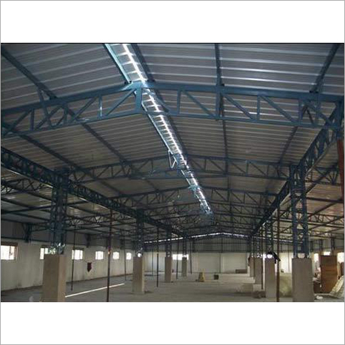 Warehouse Roofing Shed Fabrication Service