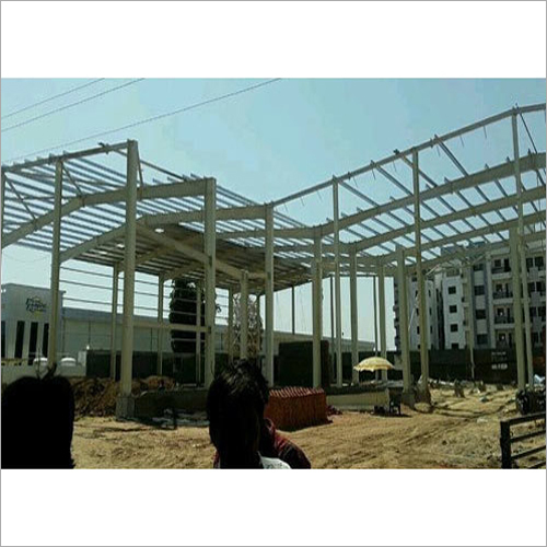 Roof Shed Fabrication Service