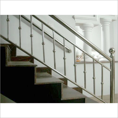 Steel Stainless  Railing