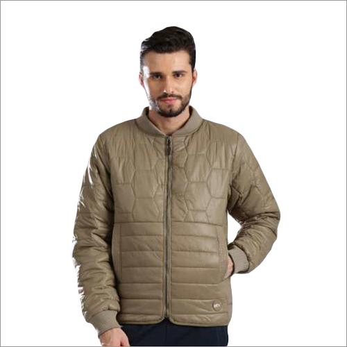 Quilted Winter Jacket