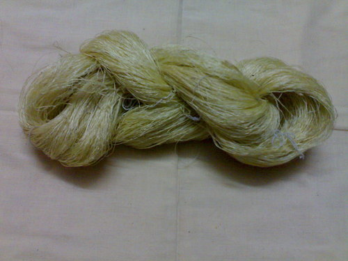 Dupion Silk Yarn
