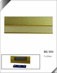 BG 101 Badges